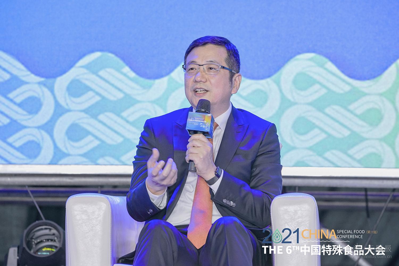 俞江林:把中华养生文化发扬光大,给保健食品领域注入中国元素
