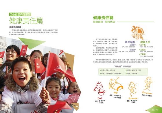 04__《多乐彩票2014年度企业社会责任报告》内页