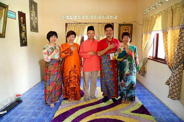 2015激扬之旅 今天,一起做个马来村民