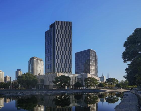 李錦記健康產品集團聯手萬科置業香港購入上海企業天地3號樓