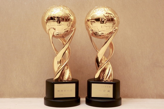 2015中国社会责任杰出企业奖、优秀案例奖