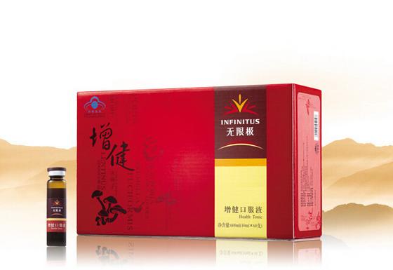 增健口服液荣获台湾SNQ品质标章