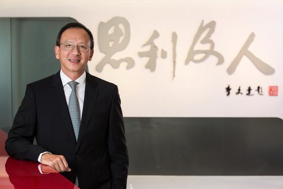 """李惠森先生出席""""两会""""第9次提案关注家族企业发展"""