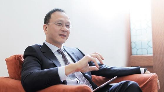 """李惠森董事长谈""""中医药发展""""和""""家族企业传承"""""""