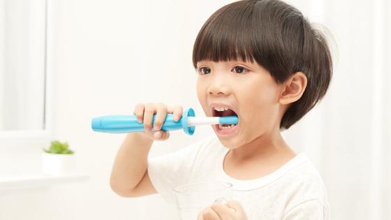 享优乐儿童电动牙刷龙8娱乐国际保养与注意事项