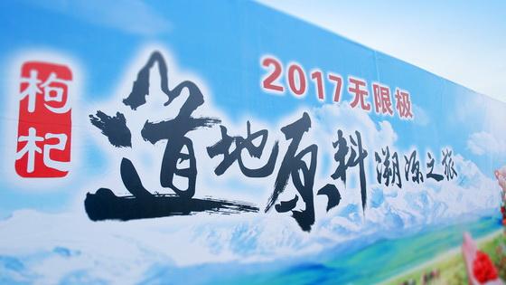 2017无限极溯源之旅,探秘雪域高原道地枸杞!