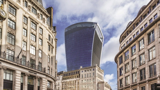 李锦记健康龙8国际娱乐平台集团以12.825亿英镑购买伦敦地标商厦芬乔奇街20号
