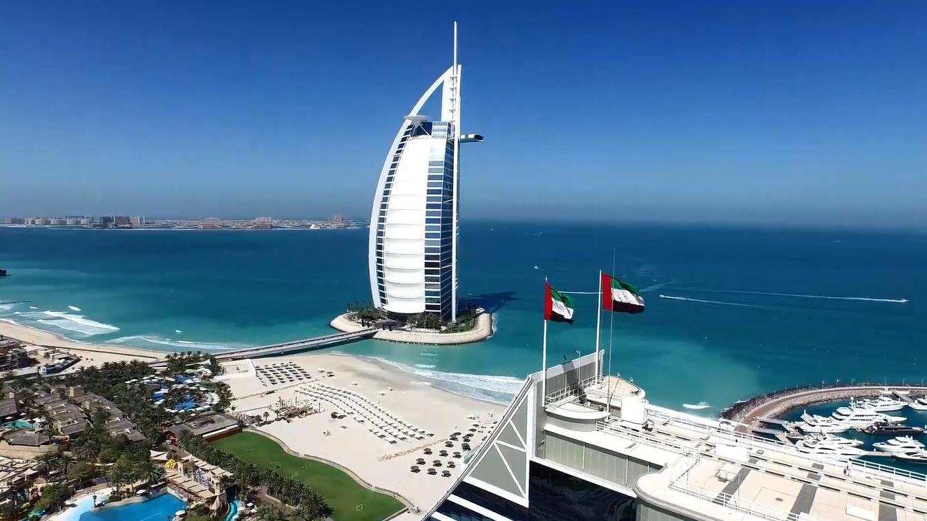 2017海外培训风光之旅:亲历迪拜的速度与激情
