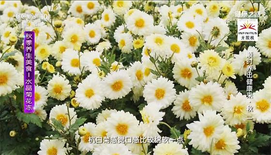 "CCTV10《健康之路》教你""品""秋菊"