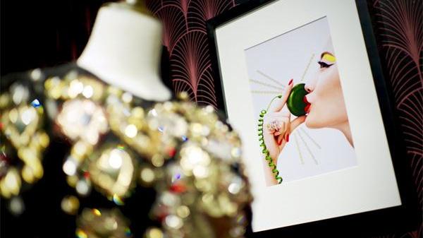 萃雅联手时尚芭莎,与古典女神舒畅共同演绎东方美