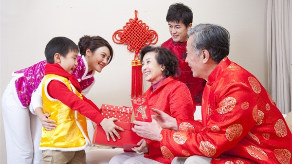 ?最暖的新年礼物,是给家人高品质的幸福生活