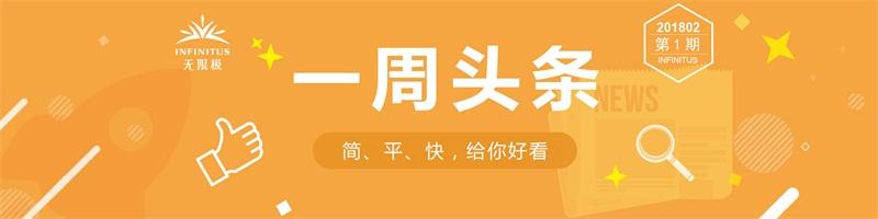一周头条-黄色大平台banner