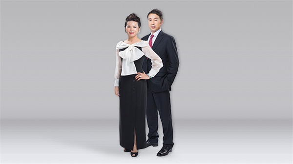 朱晨、刘莉伉俪:让我们共同捧起一个伟大的民族品牌——无限极