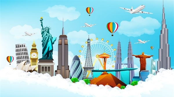 未来菲律宾娱乐走遍全球的足迹里,有你的吗?