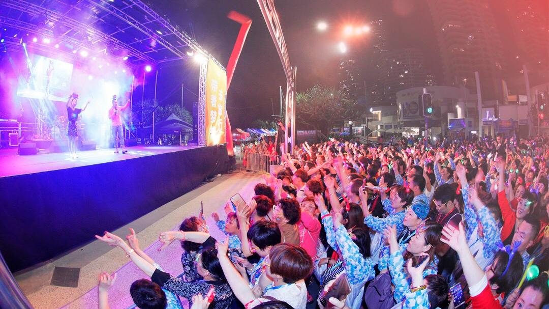 激扬之旅有多High?菲律宾娱乐携手黄金海岸旅游局打造了一场专属狂欢嘉年华!
