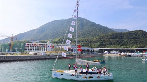 无限极赞助的中国杯帆船赛即将开始,Generations号再度出征!