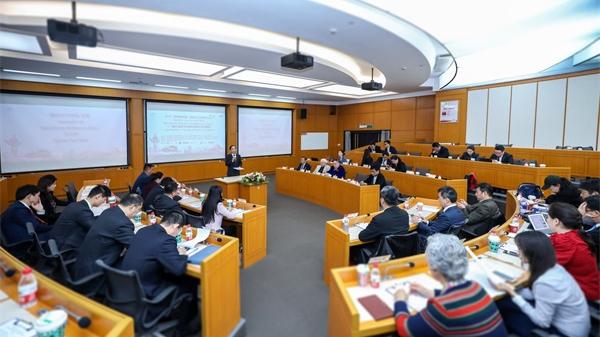 多国使节团走进无限极 探讨中国企业如何走出去