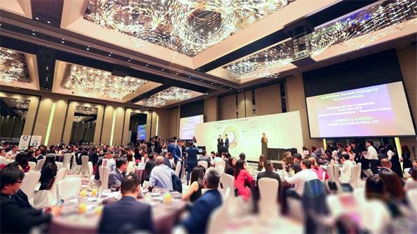 无限极获亚太顾客服务协会颁发的三项大奖
