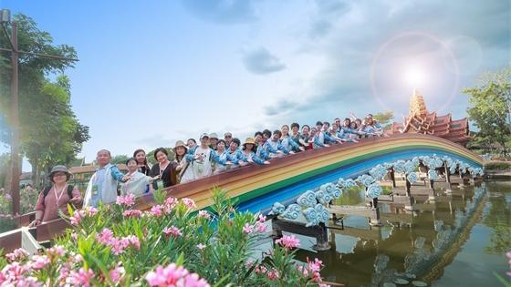 人生必有一次的泰国之旅!