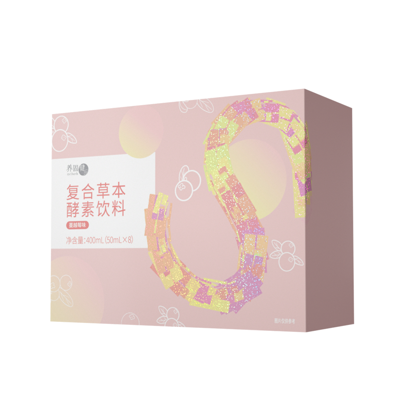 养固健牌复合草本酵素饮料(蔓越莓味)