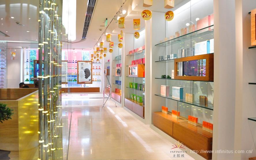 中国服务中心全新亮相_无限极(南昌)中式家具设计培训图片