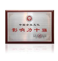"""無限極榮膺""""中國企業文化影響力十強"""""""